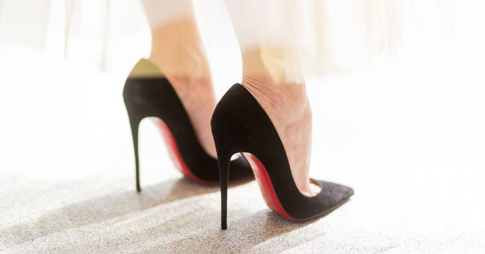 The Secret Science Behind Red Bottom Shoes