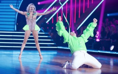 Dancing With The Stars and Getting Over Your Personal Branding Fears