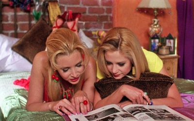 Romy & Michele's High School Reunion is about Personal Branding